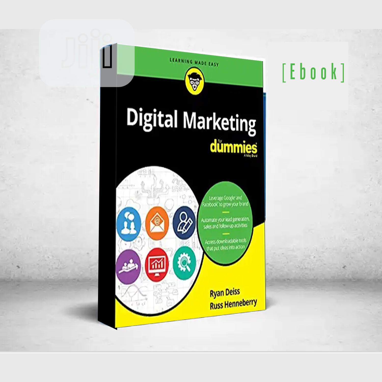 Archive: Digital Marketing For Dummies