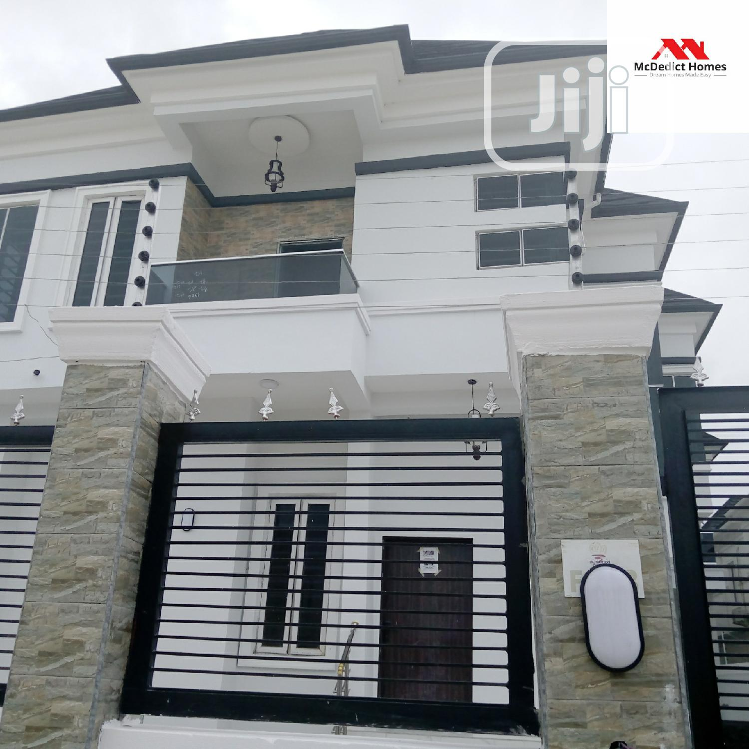 Just Only 2 Units Left 4 Bedroom Fully Detached Duplex With BQ