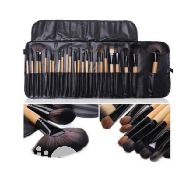 Archive 24pcs Professional Makeup Brush In Surulere Makeup Fancy Footies Jiji Ng