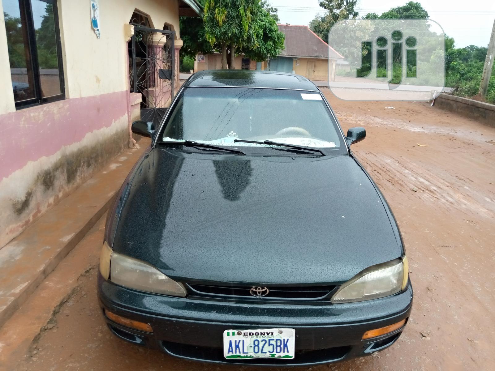 Archive: Toyota Camry 1996 LE V6 Sedan