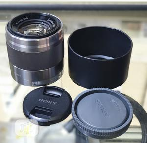 Sony E 50mm F1.8OSS Lens For Sony Camera   Accessories & Supplies for Electronics for sale in Lagos State, Ikeja