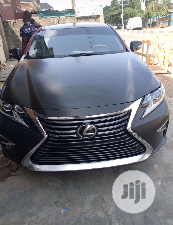 Upgrade Your Lexus ES 350 2008 To 2018