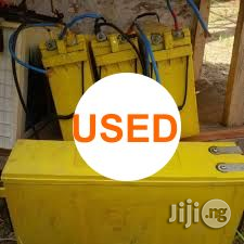 Used Battery In Surulere