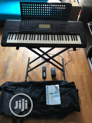 Yamaha Psr 620 Workstation Keyboard UK Used | Musical Instruments & Gear for sale in Lagos State, Ikeja