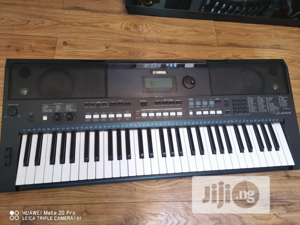 Yamaha Psr E433 Electronic Keyboard UK Used