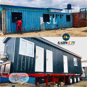 Fully Mobile Caravan / Portacabin / Container Office & House | Manufacturing Equipment for sale in Rivers State, Port-Harcourt