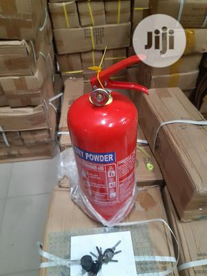 6kg Dry Chemical Powder Fire Extinguisher   Safetywear & Equipment for sale in Lagos State, Amuwo-Odofin