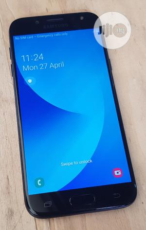 Samsung Galaxy J5 Pro 16 GB Black | Mobile Phones for sale in Lagos State, Mushin