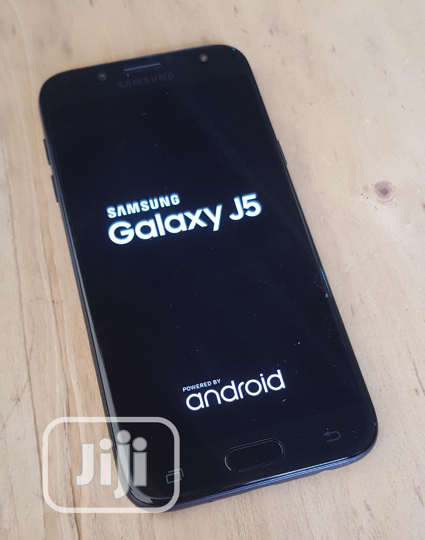Samsung Galaxy J5 Pro 16 GB Black | Mobile Phones for sale in Mushin, Lagos State, Nigeria