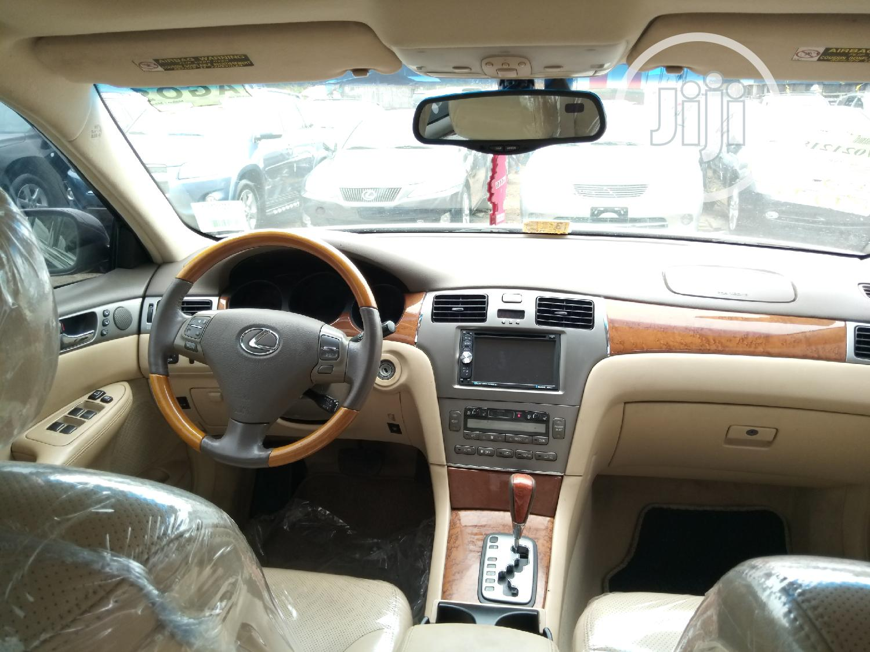 Archive: Lexus ES 330 2005 Brown