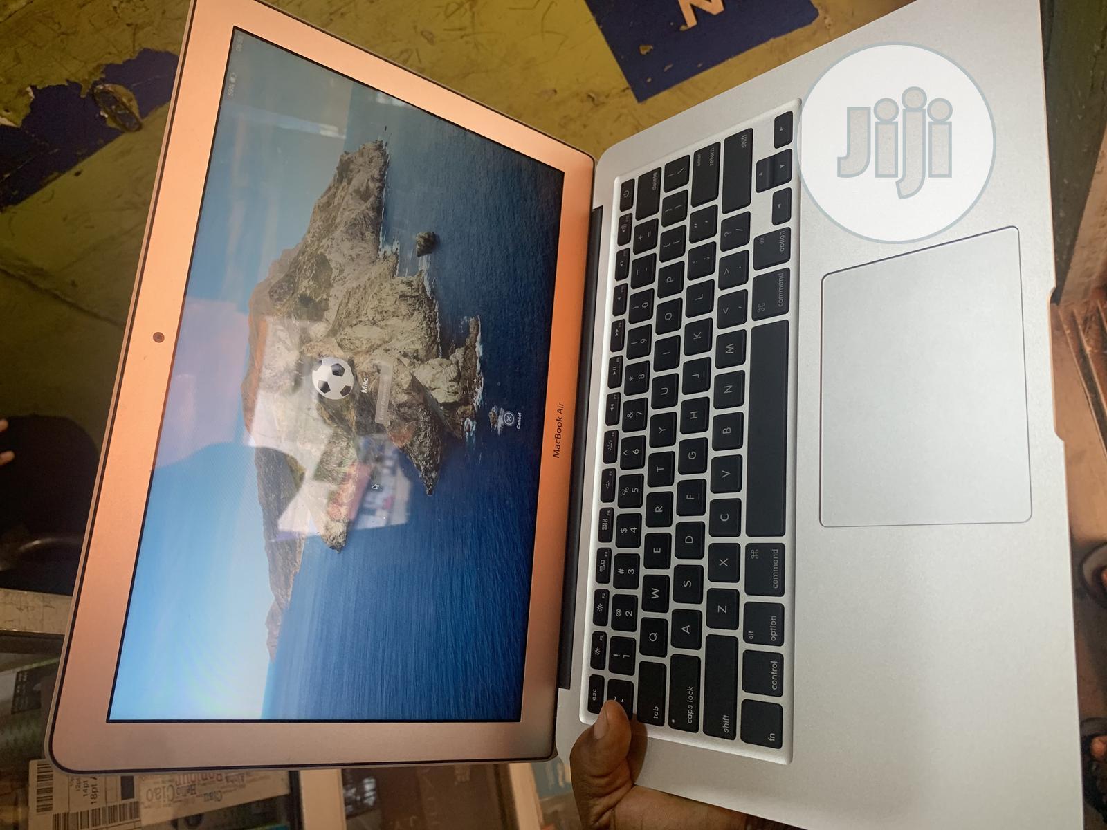 Laptop Apple MacBook Air 8GB Intel Core I5 SSD 256GB | Laptops & Computers for sale in Ikeja, Lagos State, Nigeria