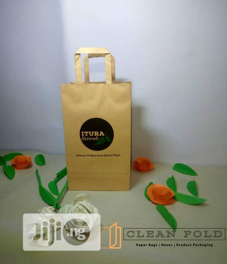 A5 Kraft Paper Bags Brown Paper Bags