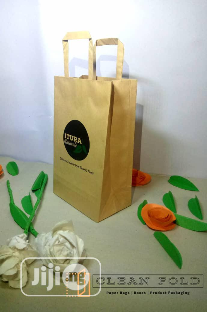 A5 Kraft Paper Bags Brown Paper Bags | Arts & Crafts for sale in Ikeja, Lagos State, Nigeria