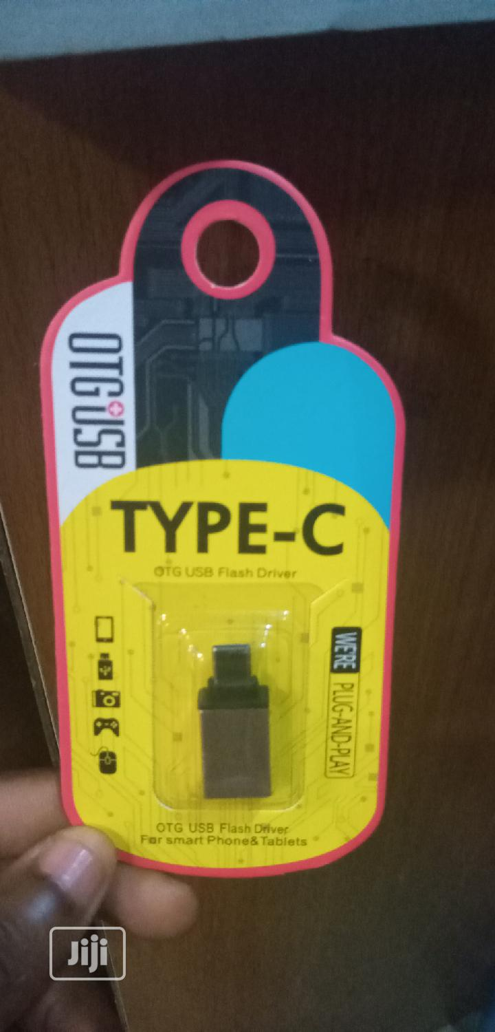 Type C OTG USB Flash Driver Adapter | Computer Accessories  for sale in Ikeja, Lagos State, Nigeria
