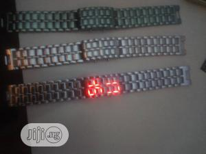 Chain Led Watch | Watches for sale in Rivers State, Port-Harcourt