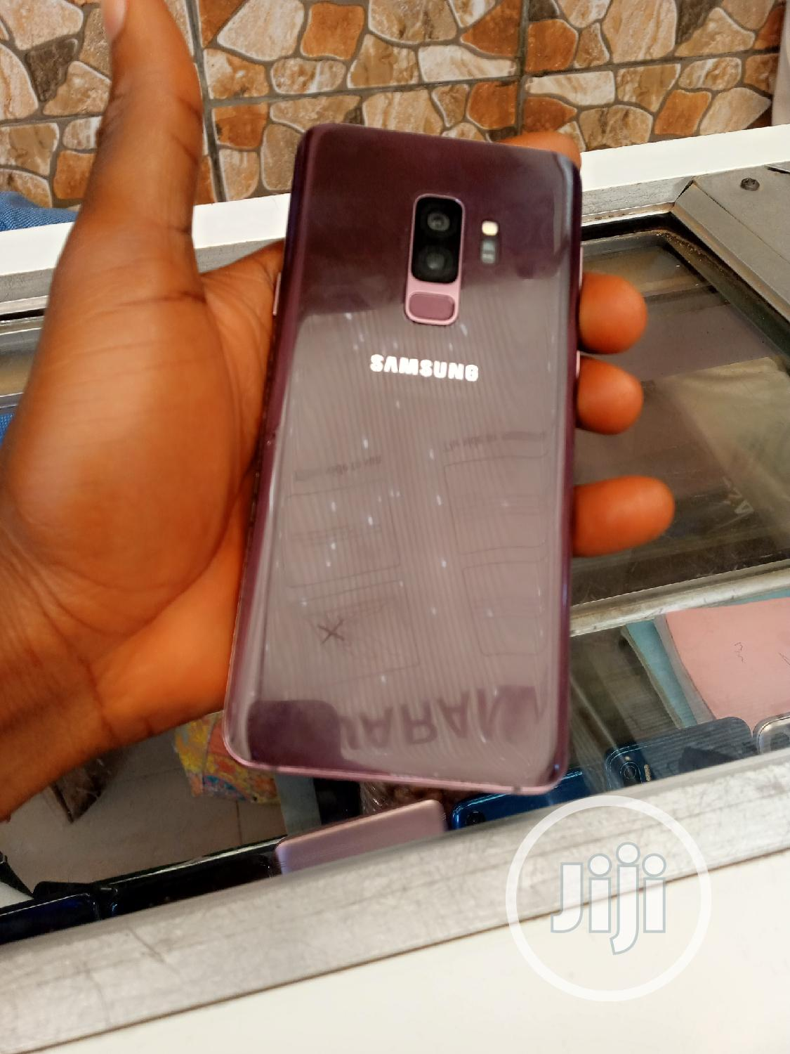 Samsung Galaxy S9 Plus 64 GB   Mobile Phones for sale in Central Business Dis, Abuja (FCT) State, Nigeria
