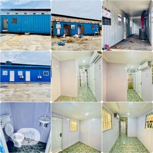 Caravan / Portacabin / Container Office & Site / Field Cabin | Manufacturing Equipment for sale in Rivers State, Port-Harcourt