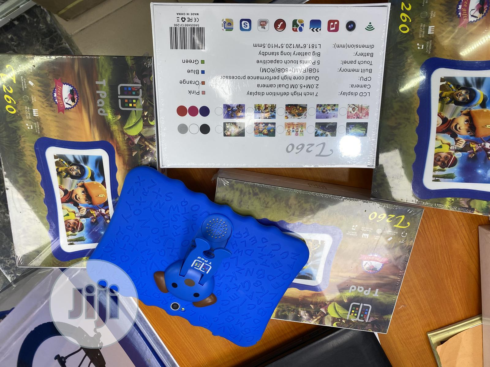Tpad (T260) 1gb 8gb | Toys for sale in Ikeja, Lagos State, Nigeria