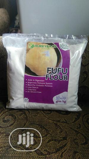 Hurry Back Fufu Flour | Meals & Drinks for sale in Oyo State, Akinyele