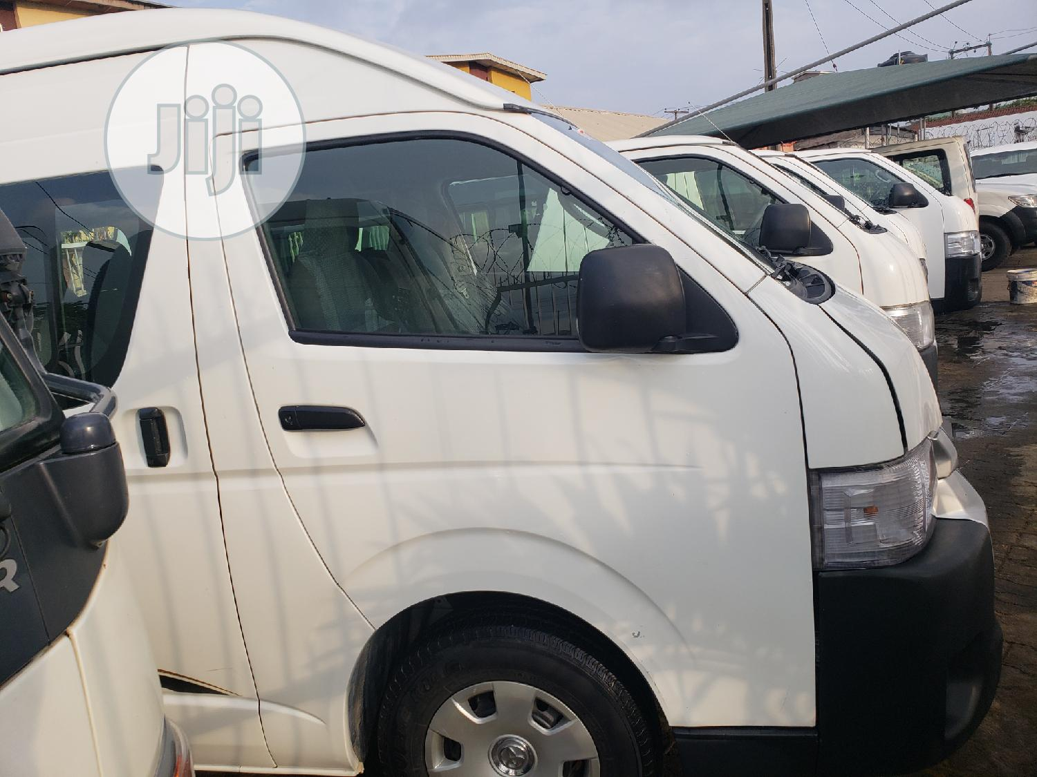Toyota Hiace Bus | Buses & Microbuses for sale in Surulere, Lagos State, Nigeria