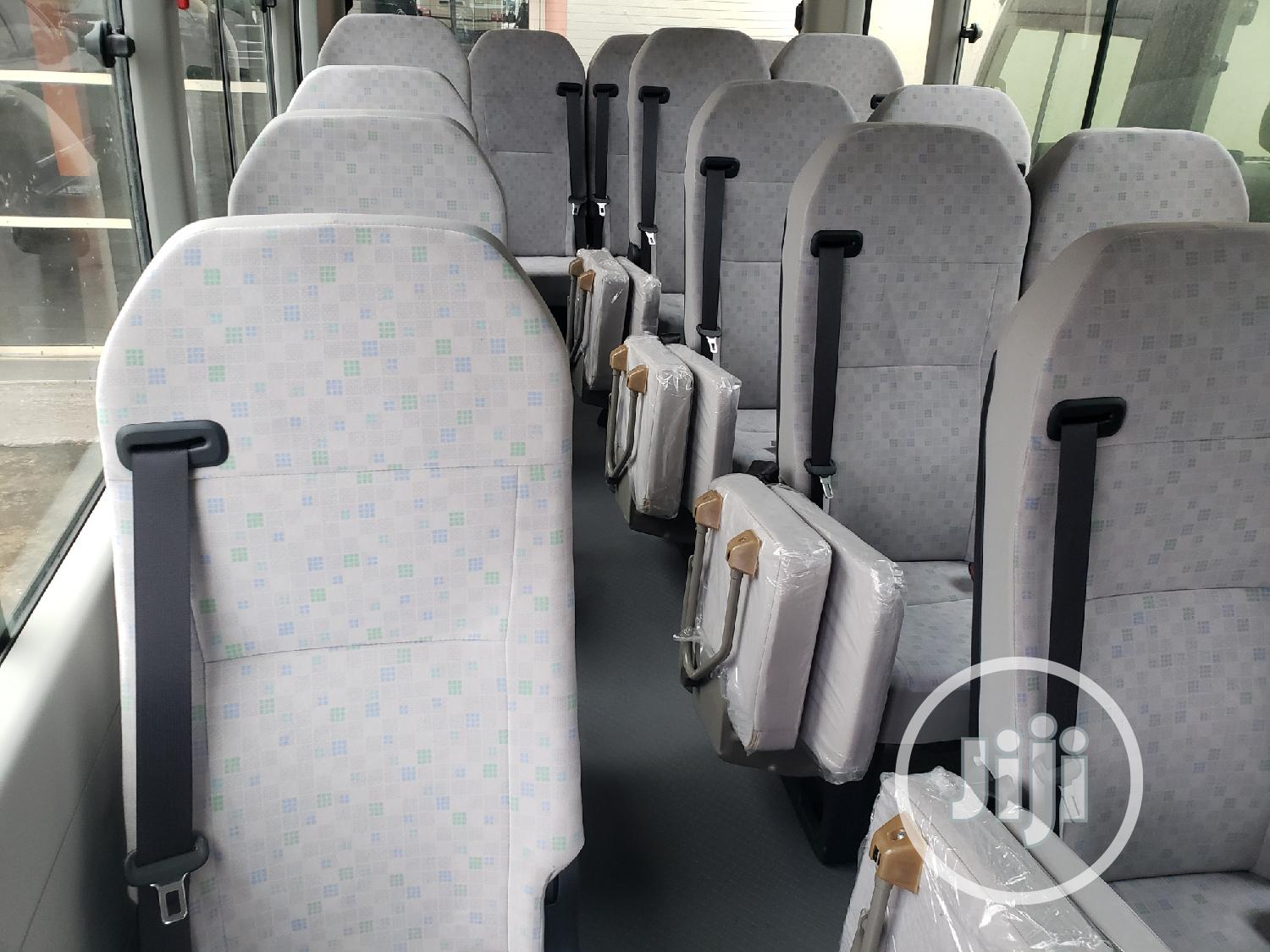 2020 Brand New Toyota Coastar Bus   Buses & Microbuses for sale in Surulere, Lagos State, Nigeria