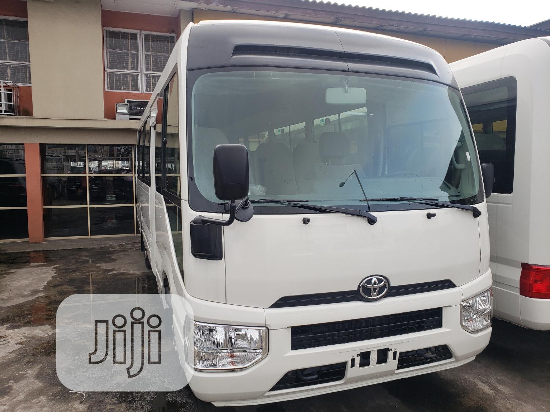 2020 Brand New Toyota Coastar Bus