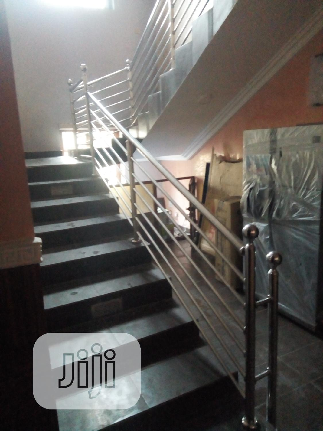 Balustrade And Stainless Handrails | Building & Trades Services for sale in Amuwo-Odofin, Lagos State, Nigeria