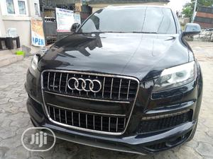 Audi Q7 2013 Black   Cars for sale in Rivers State, Port-Harcourt
