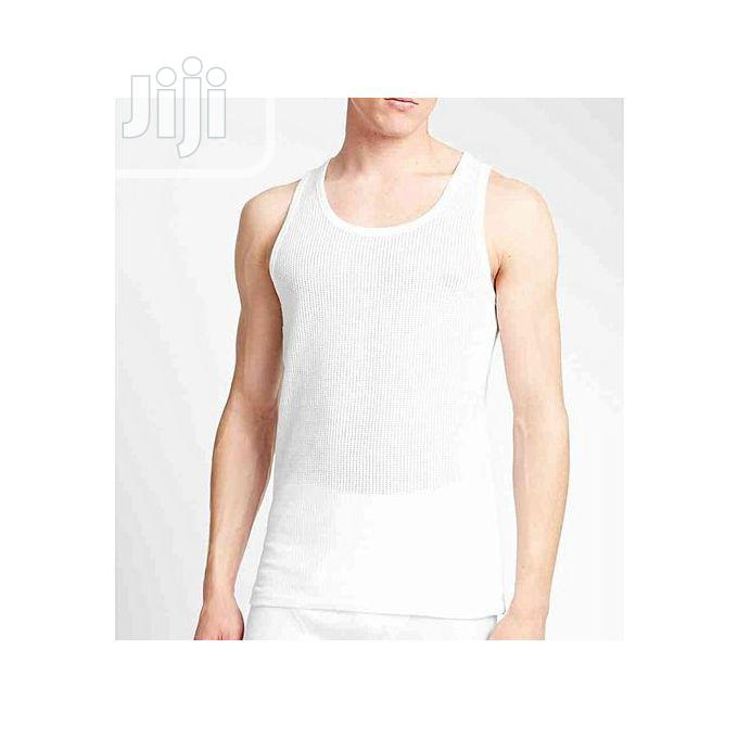3 in 1 Men Singlet - Luciano | Clothing for sale in Alimosho, Lagos State, Nigeria
