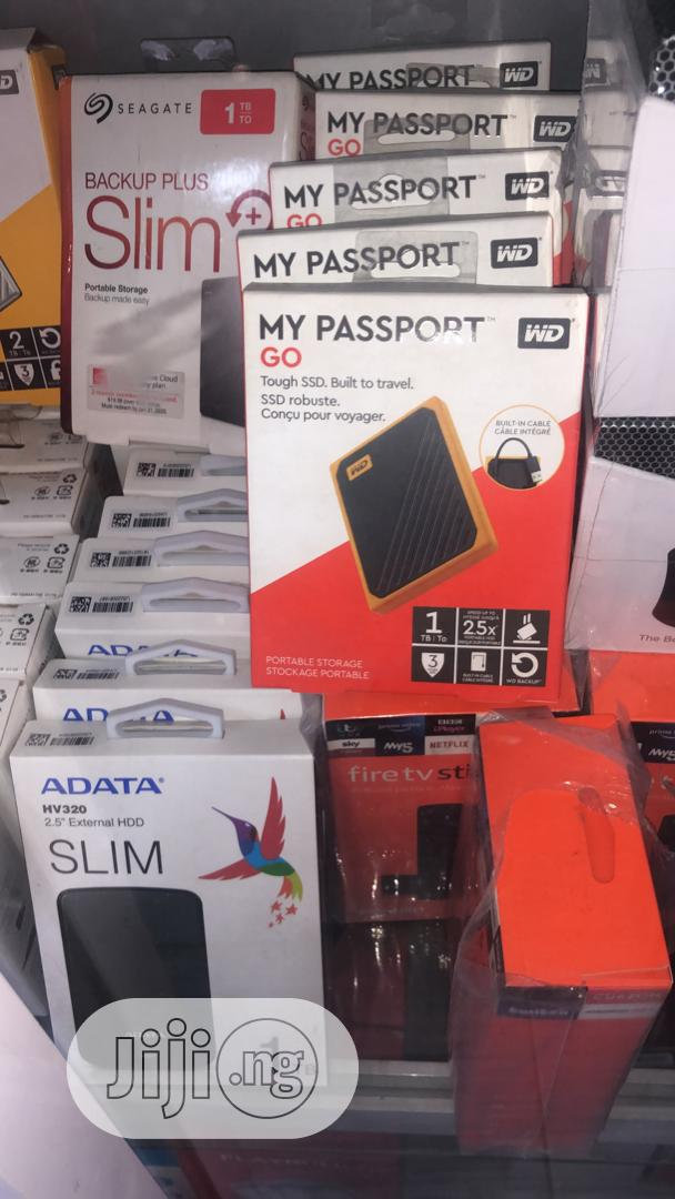 My Passport. | Computer Hardware for sale in Ikeja, Lagos State, Nigeria