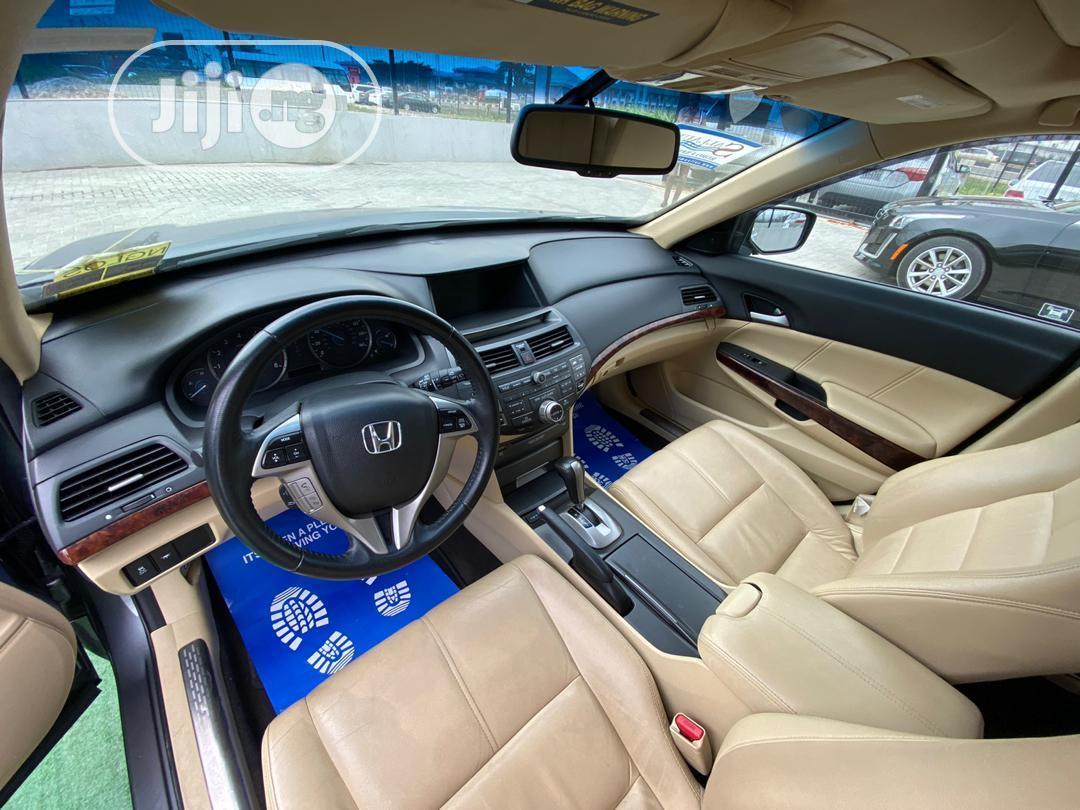 Honda Accord 2010 Black | Cars for sale in Lekki, Lagos State, Nigeria