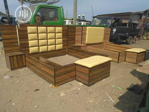 6*6 Master Bedframe Is   Furniture for sale in Lagos State, Oshodi