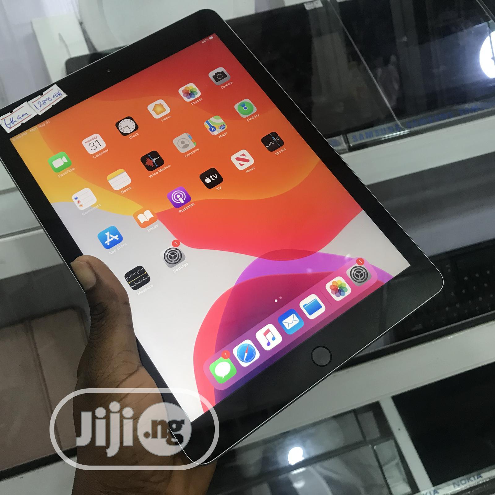 Apple iPad 9.7 128 GB Gray | Tablets for sale in Ikeja, Lagos State, Nigeria