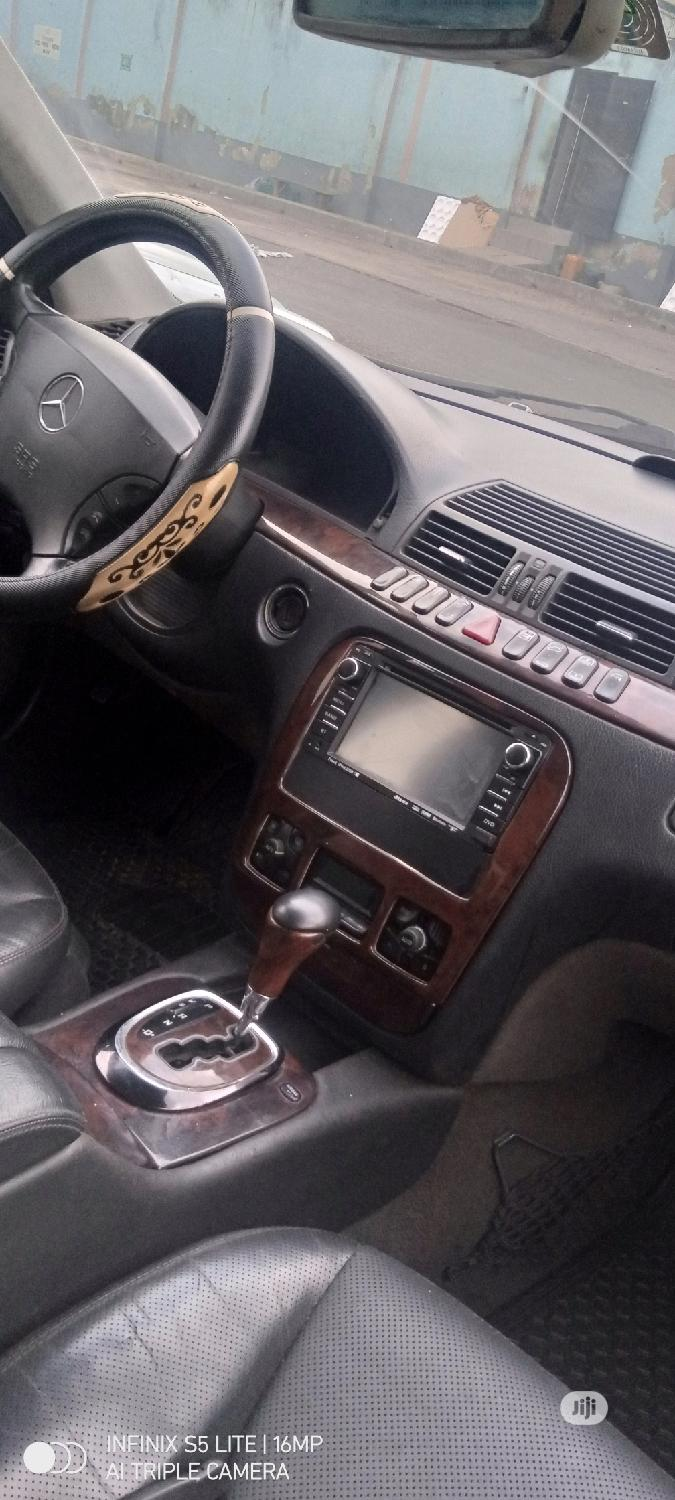 Archive: Mercedes-Benz S Class 2004 Silver