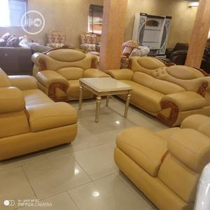 Quality Brown Sofa Chair | Furniture for sale in Lagos State, Ojo