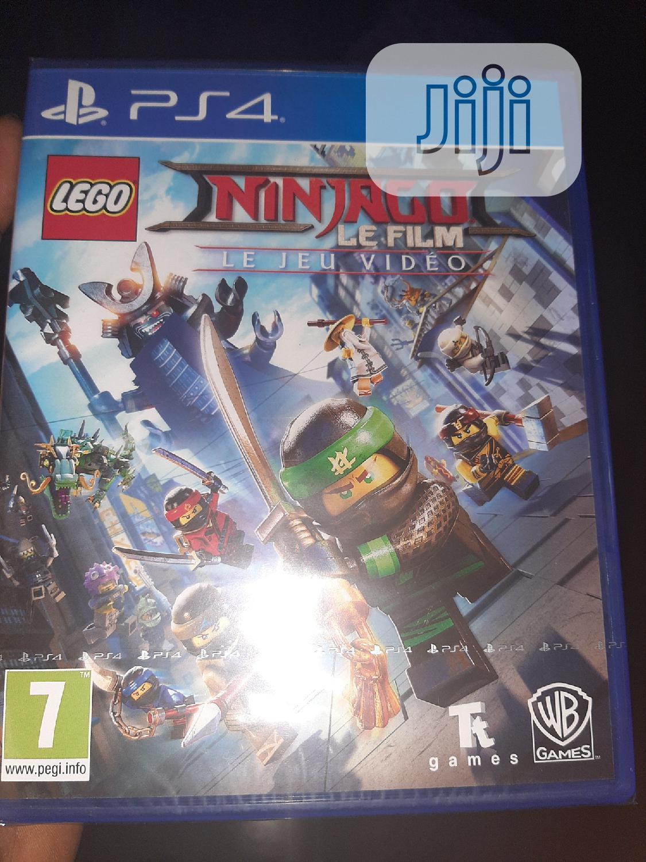 Archive: Lego Ninjago Ps4
