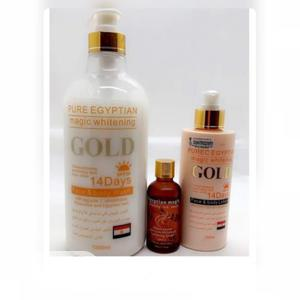 Pure Egyptian Magic Whitening Set, Shower Gel, Oil, Lotion | Bath & Body for sale in Lagos State, Lekki
