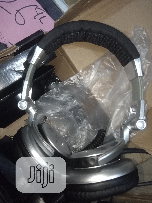 Sony Professional Black Dj Headphone