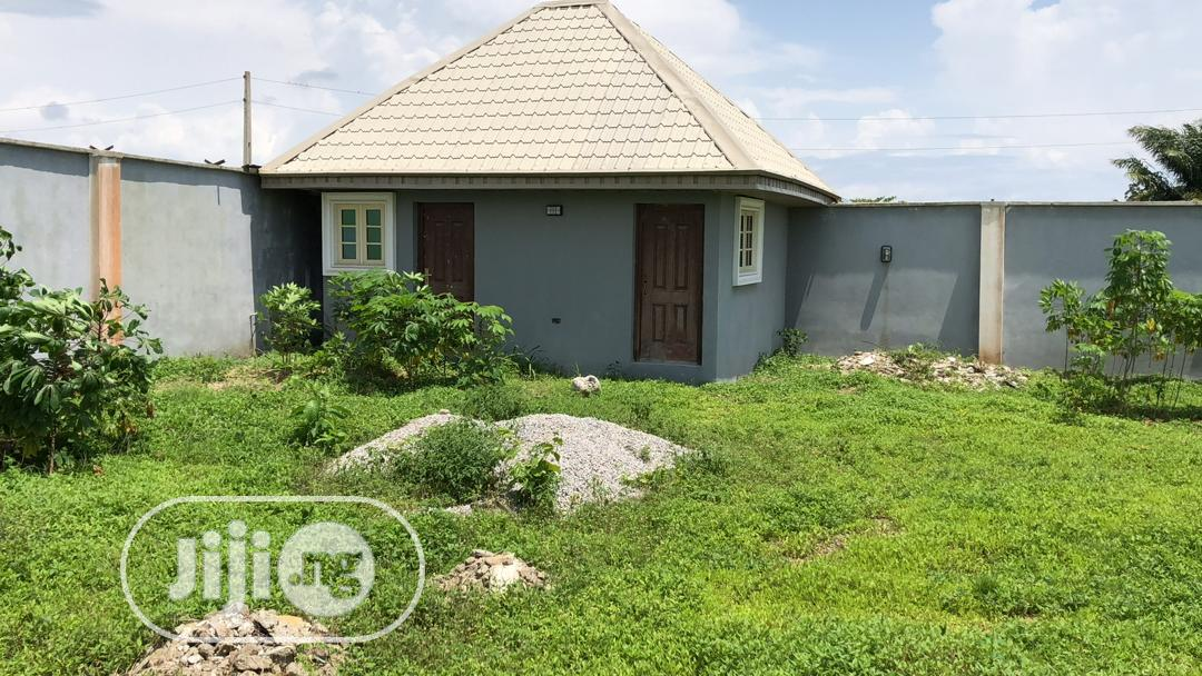 100% Completed 3 Bedroom Bungalow For Urgent Sale At Badagry | Houses & Apartments For Sale for sale in Badagry, Lagos State, Nigeria