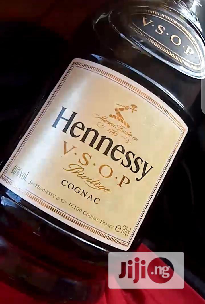 Archive: Original Hennessy Vsop