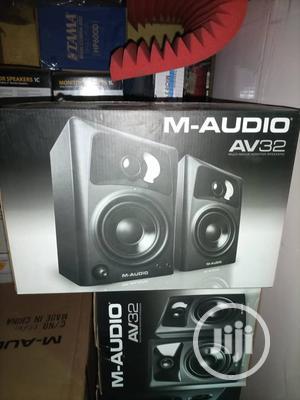 Studio Monitor M.Audio Av32 | Audio & Music Equipment for sale in Lagos State, Ojo