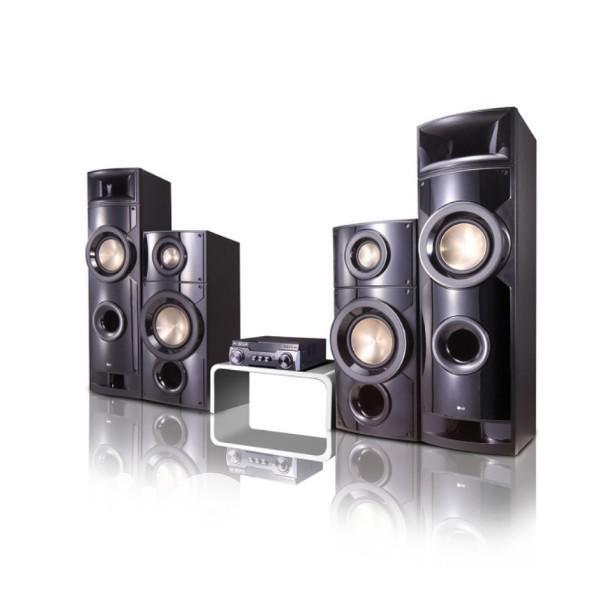 Brand New LG (AUD8ARX)1250w,5.2ch,Bass Blast, Bluetooth,USB,