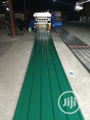 45 Long Span Aluminum Roofing Sheet | Building & Trades Services for sale in Lagos State, Apapa