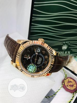 Rolex Leather Watches   Watches for sale in Lagos State, Lagos Island (Eko)
