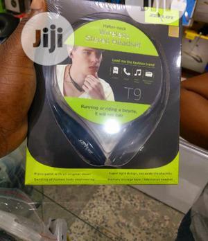 Zealot T9 Bluetooth Wireless Headset | Headphones for sale in Lagos State, Ikeja