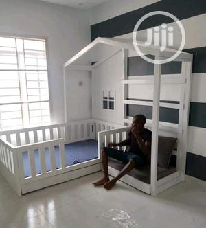 White Baby Cot | Children's Furniture for sale in Lagos State, Ajah