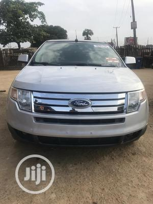 Ford Edge 2010 Silver | Cars for sale in Lagos State, Ikotun/Igando