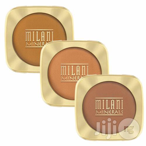Archive: Milani Compact Powder