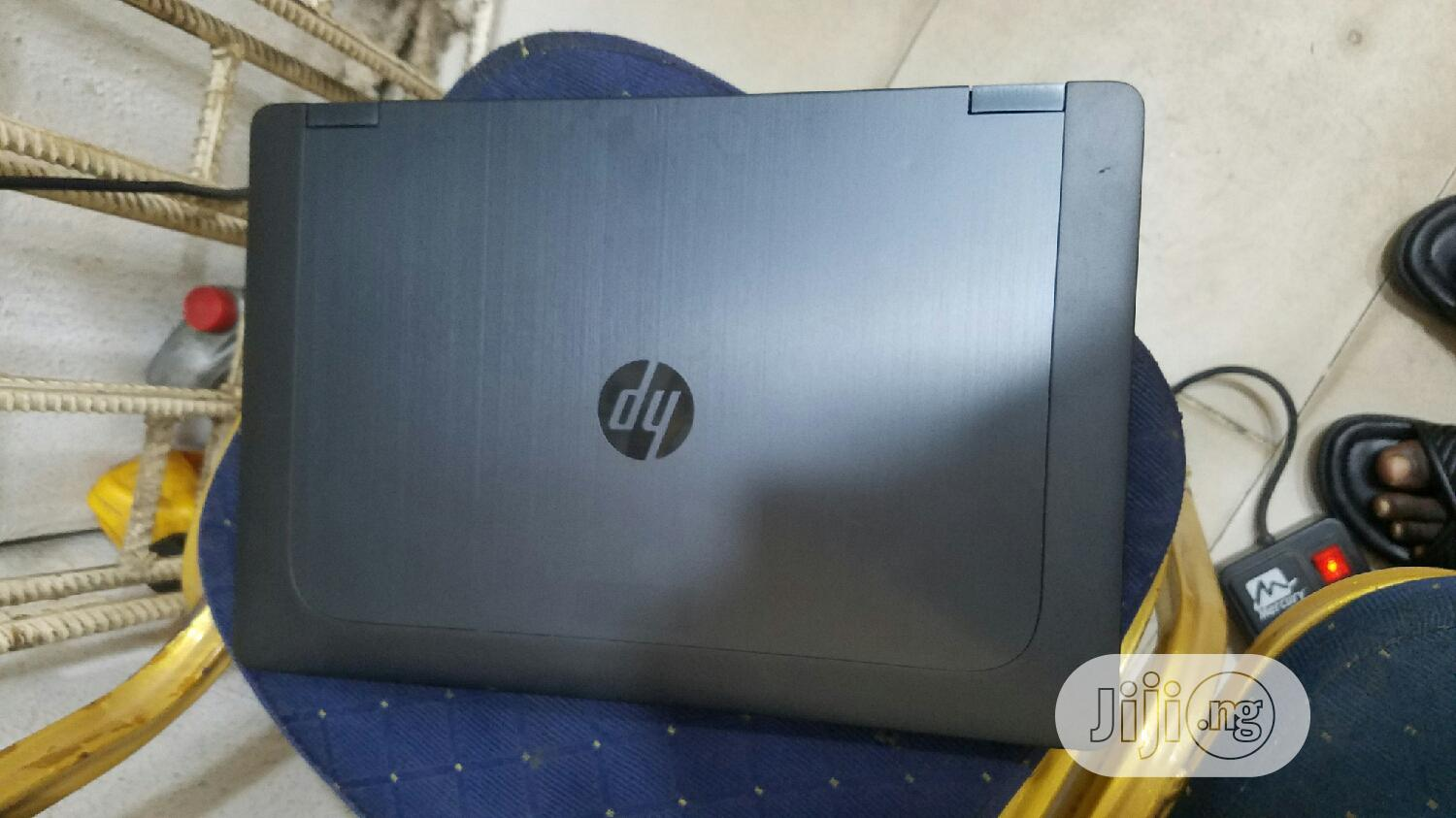 Laptop HP ZBook 15 16GB Intel Core i7 HDD 500GB | Laptops & Computers for sale in Ikeja, Lagos State, Nigeria