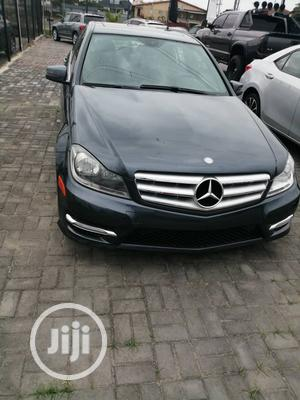 Mercedes-Benz C300 2012 Black   Cars for sale in Lagos State, Lekki